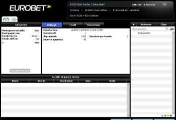 Eurobet poker download